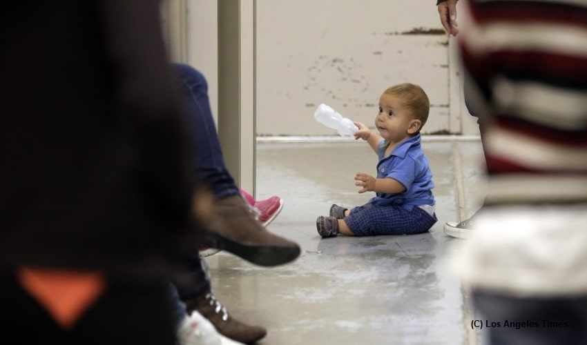 CDC declined HHS officials request to keep migrant kids in the hotel