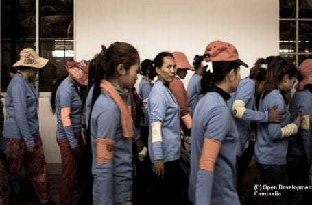 Cambodian Labour Law Amendments To Hurt Workers