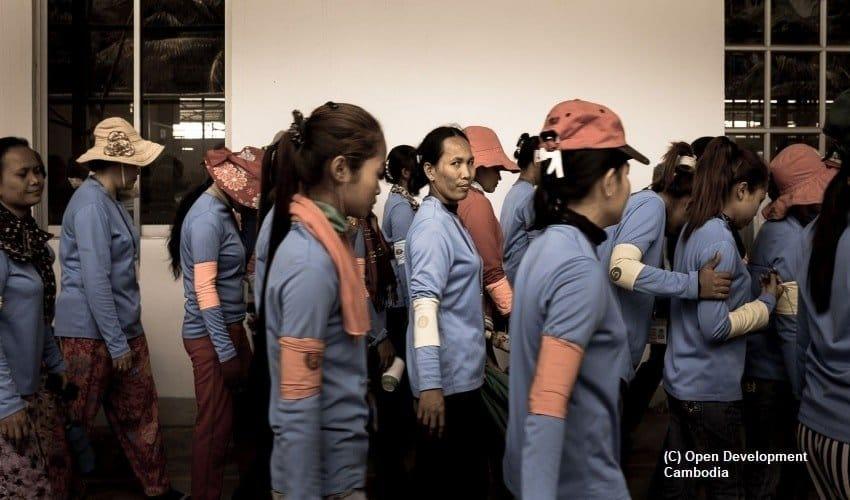 Cambodia, Covid-19, Vietnam, Indonesia, labour law, night shifts