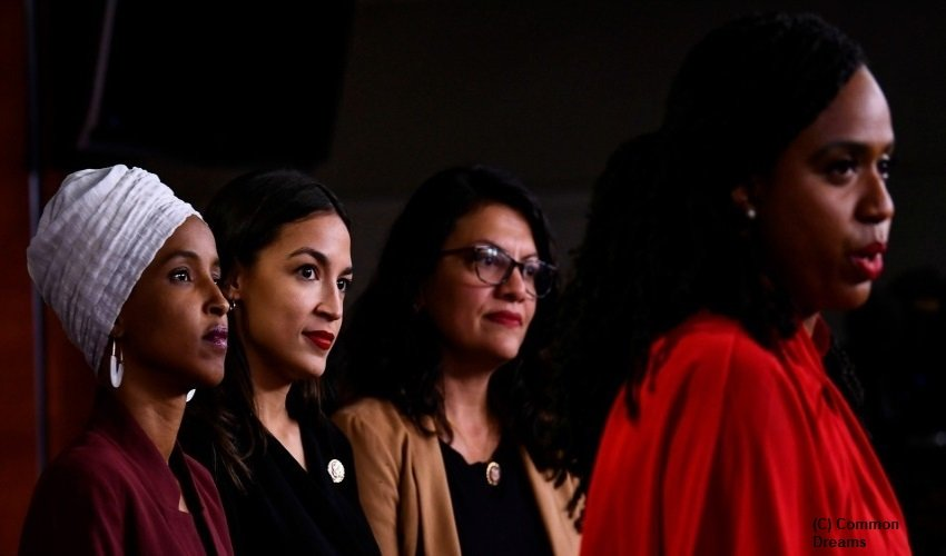 The Squad, House Democrats, United States, Migrant women, Medical Procedure,