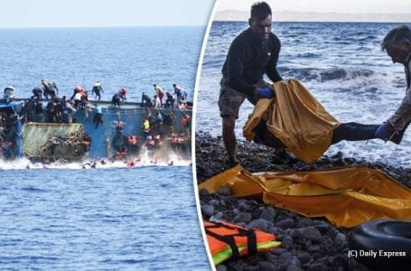 NGOs accuse EU's Frontex agency of pushing back migrants from Greek waters