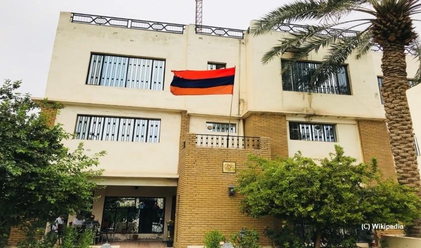 Embassy of Armenia to Georgia, Humanitarian aid