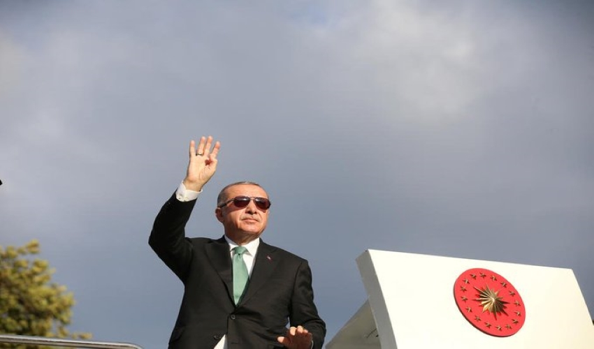 Erdogan, Islam, China, Human Rights, pandemic, European Union, Macron, France, Turkey