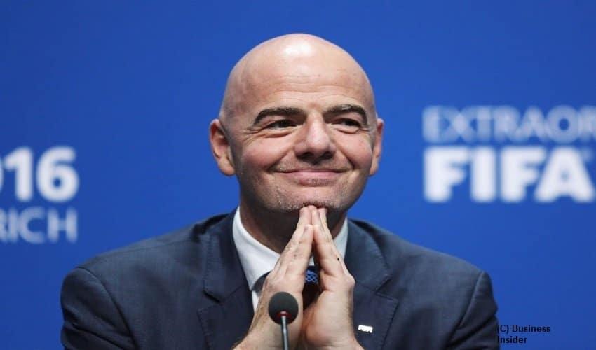 Qatar, FIFA, football, World Cup 2022, Covid-19, coronavirus, Gianni Infantino