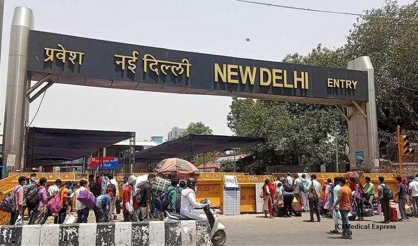 India, Narendra Modi, Migrant workers, Coronavirus, Pandemic
