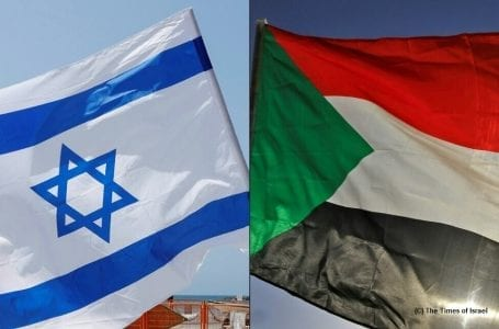 Khartoum to have Israeli embassy, but peace deal might take some time