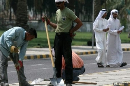 Kuwait new law to trim foreign workers