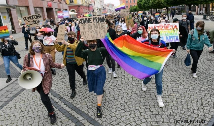 Poland, LGBT+ community, LGBT-free zones, Human rights