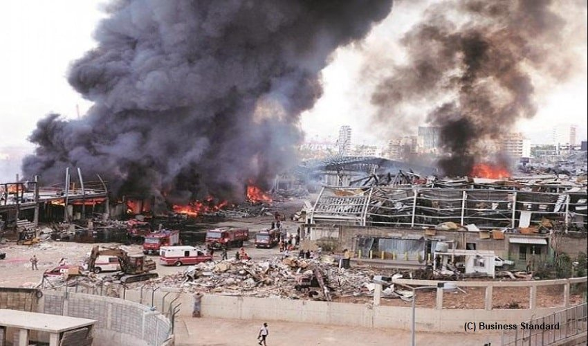 Lebanon, Human Rights, Aya Majzoub, Human Rights Watch (HRW), Beirut blast,
