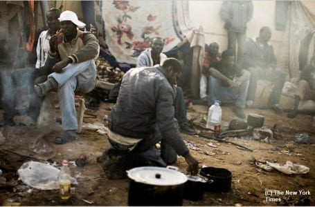 Horrific abuse of Human Rights – Nigerian worker burned alive in Libya