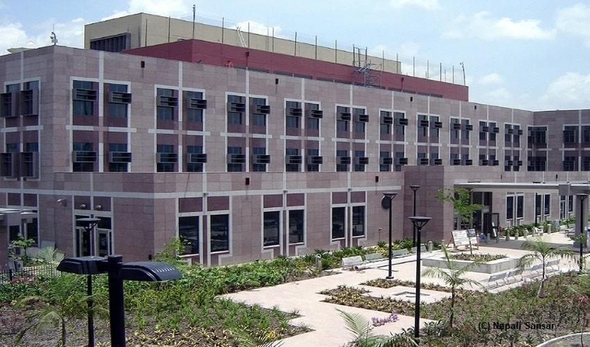 US Embassy in Nepal