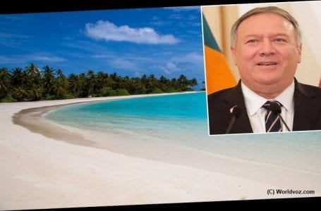 Soon, a US embassy in the Maldives