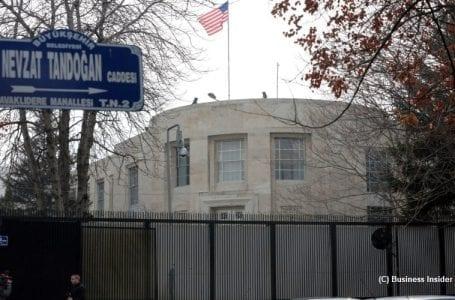 U.S. Embassy in Turkey warns of potential terror attacks