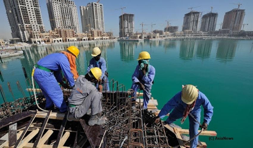 Pakistani migrant workers, Qatar, pandemic, lockdown, Gulf Countries