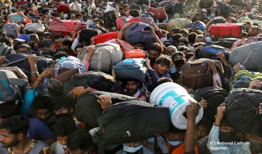 migrants, migrant workers, migrants' crisis, COVID-19, pandemic,