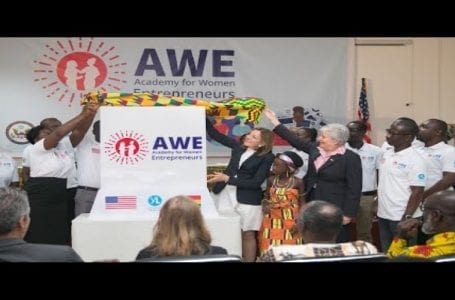 Academy for Women Entrepreneurs Program launched in Namibia by US Ambassador