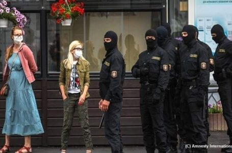 Women Fall Victim To Tyranny Of Lukashenko