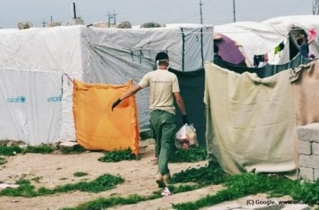 Thousands living in Iraqi camps left in oblivion as government continues to shut them down