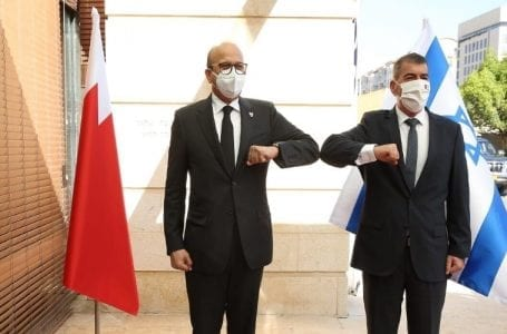Israel and Bahrain open their embassies for each other