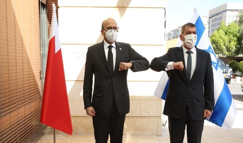 Israel-and-Bahrain-open-their-embassies-for-each-other