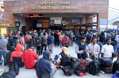 Few Nepal migrant workers pursue reimbursement of repatriation costs from government