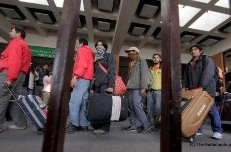 Demand for Nepali migrant workers abroad still a big question