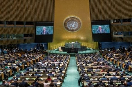 UN adopts resolution condemning rights violations in Iran