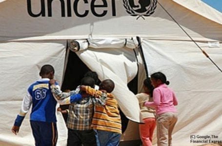 The U.S. renew support for UNICEF's mission to protect children in Libya