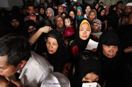 Indonesian Migrant Workers Fall Prey To Human Trafficking