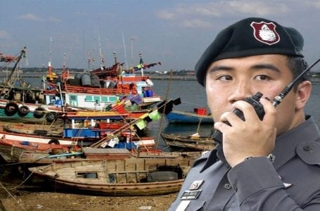 Recent arrest by Thai police exposes existing bonded slavery in its seafood industry