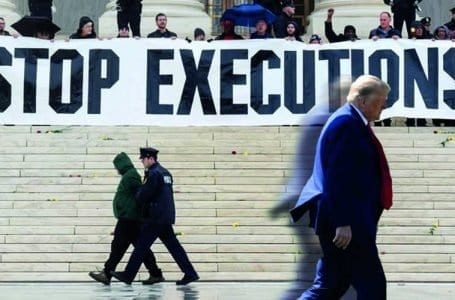 Hasty executions by Trump wary human rights groups as a strike contrast to US trends