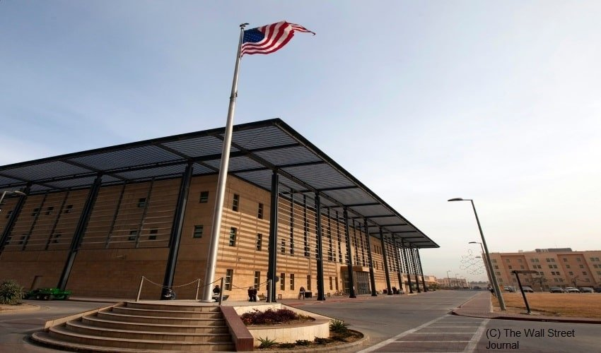 As-tensions-rise,-US-reduces-staff-from-Embassy-in-Iraq
