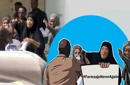 Somalia: A Journalist Protesting against President Farmajo was shot at Mogadishu