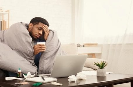 Increased stress levels among remote workers