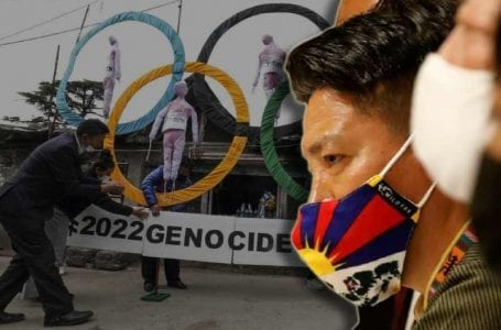 Human rights groups demand a boycott of the 2022 Beijing Olympics