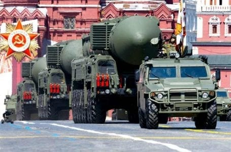US, Russia extend the nuclear arms control treaty for 5 years