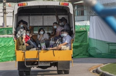 As the coronavirus spread faster in the country, migrant workers in Thailand are struggling