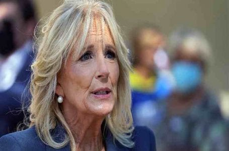 Jill Biden commits to helping in reuniting migrant families