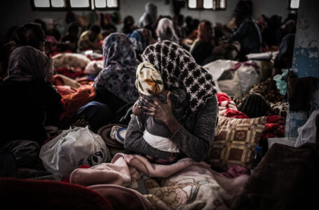 Major migrant crackdown in Libya, 4,000 people detained