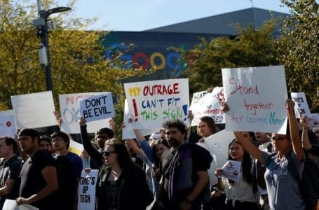 Google workers create Silicon Valley's first union: Communications Workers of America