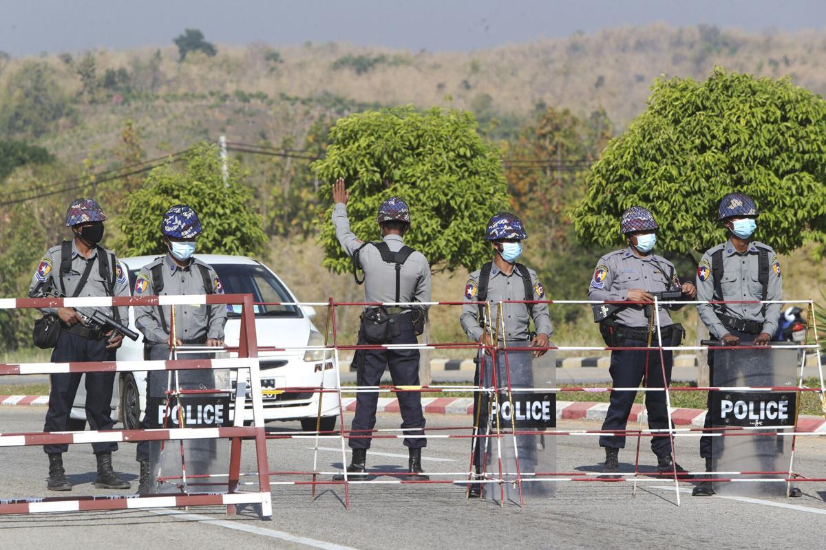 Myanmar's military orders
