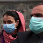 afghan refugees infected with coronavirus