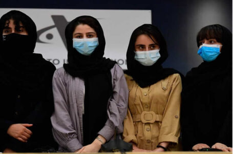 Afghan women, human rights activists rescued from Kabul by Joint Israel-UAE Mission