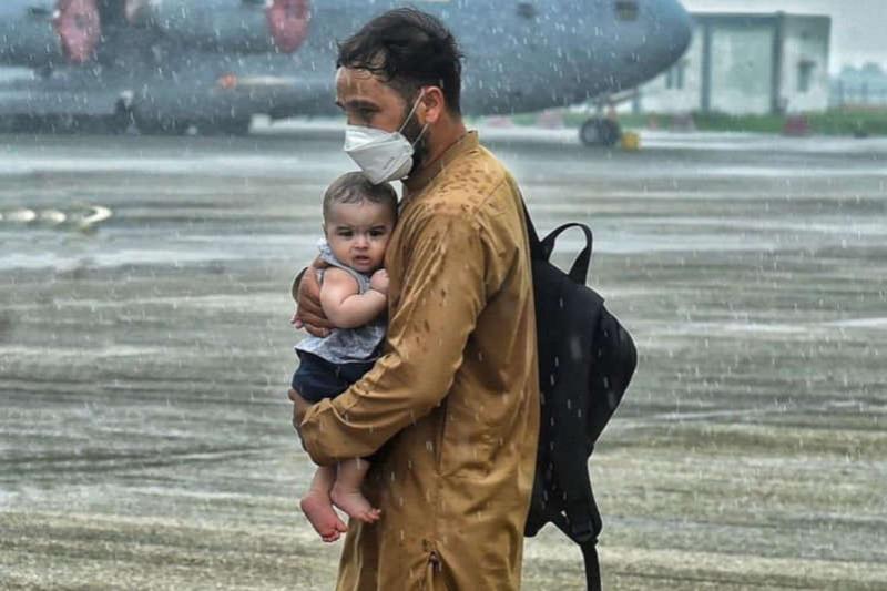 afghani exodus