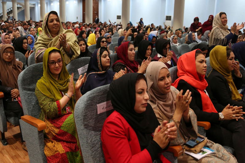 afghanistan women safety