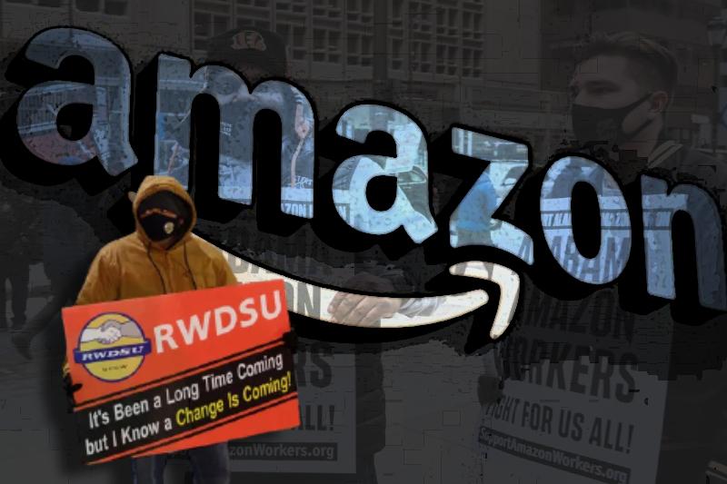 amazon workers
