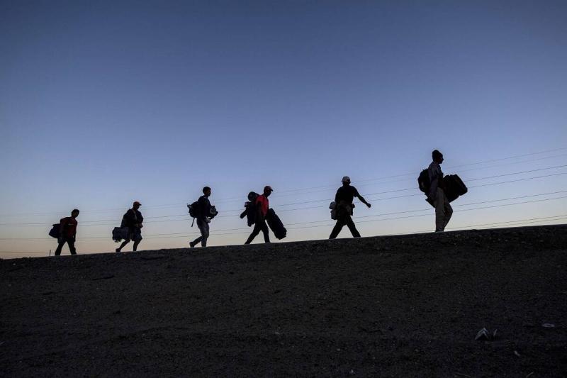 america migrants