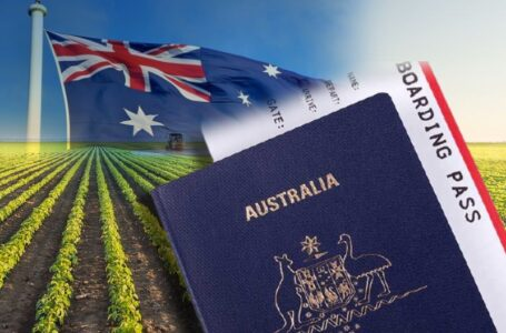 Australia plans to announce New agriculture visa, opening doors to permanent residency