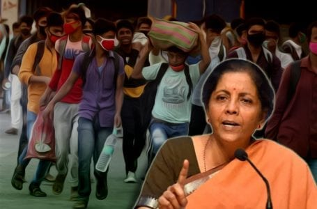 Indian budget 2021-22 offers social security benefits to migrant workers