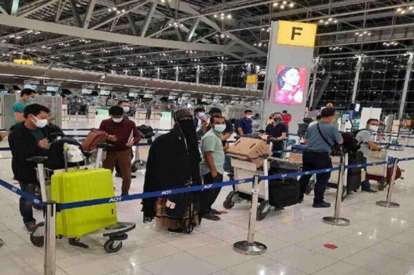 68 return to Bangladesh from Bangkok in repatriation flights, embassy highlights the efforts